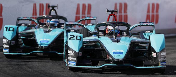 Formula E 2020-2021: Puebla E-Prix II