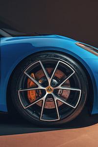 Lotus Emira Front Wheel Detail