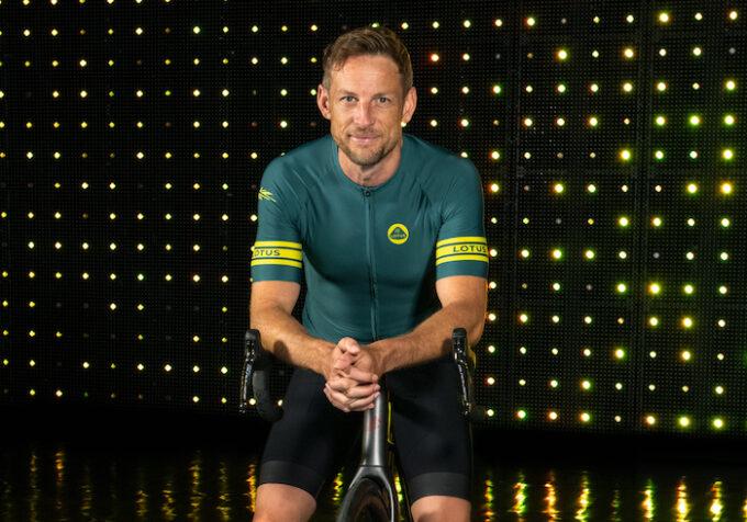 Lotus and Cycling Brand Léger announce collaboration - concept bike development- Jenson Button 2