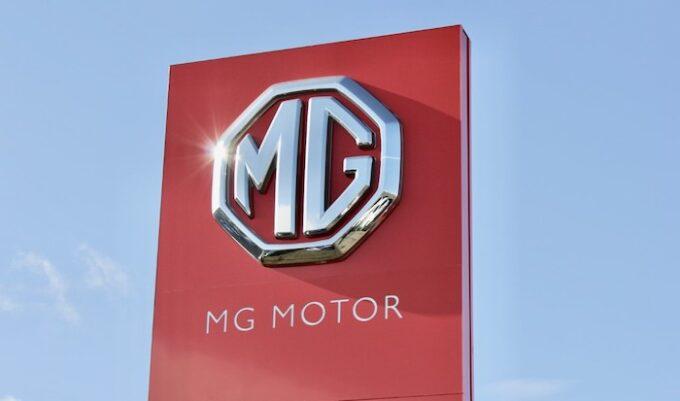 MG Motor Breaks Mid-Year Records in 2021