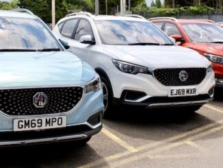MG ZS EV Scoops 2021 Top 'What Car?' Award