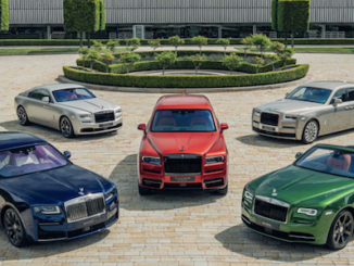 Rolls-Royce Black Badge Landspeed Collection at Goodwood - ROLLS-ROYCE MOTOR CARS CELEBRATES BESPOKE AT THE GOODWOOD FESTIVAL OF SPEED