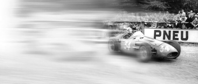 Stirling Moss Tribute  Event at Brooklands Museum