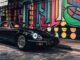 Unleashed by E-Type UK - Body shot from front with funky graffiti