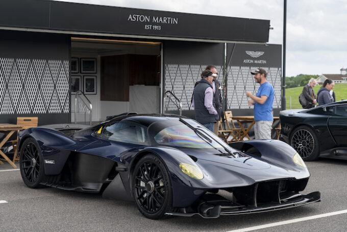 Valkyrie at the Aston Martin Heritage Festival - Photo Max Earey 086