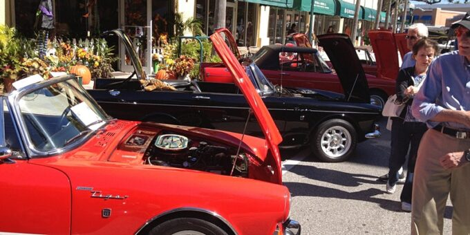 34th Annual All British Field Meet and Autojumble by Tampa Bay Austin Healey Club