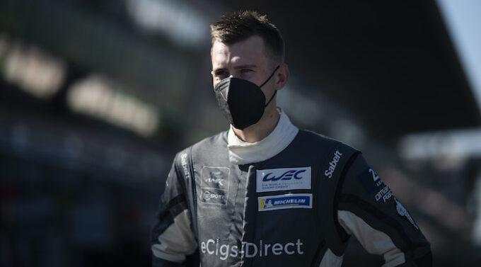 4 Privateer Aston Martin Vantage GTEs Return to Le Mans - Ross Gunn