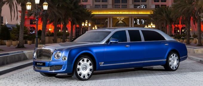 5 Examples of Bentley Mulsanne Grand Limousine by Mulliner - 01