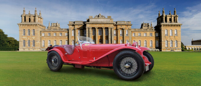 Alfa Bos Advert - landscape - Salon Privé From Pioneers to Performance Greats 2021