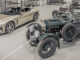Bacalar and Blower Continuation Series - together in Mulliner garage