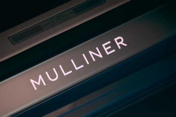 Bentley Flying Spur Mulliner - 16