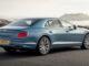 Bentley Flying Spur Mulliner - Beauty shot rear 3/4 view