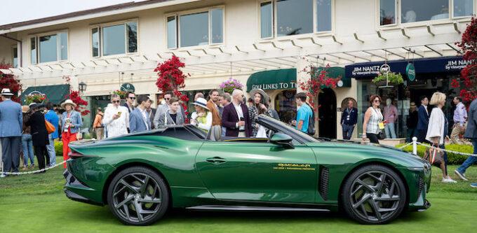 Bentley at Monterey Motorweek 2021