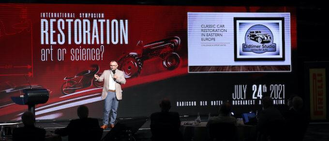 FIVA Says Global Skills Shortage Threatens Future of Historic Vehicles - Cătălin Cedric Ghigea