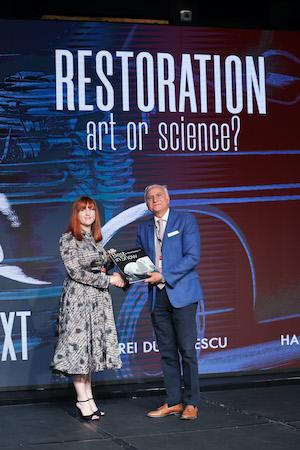 FIVA Says Global Skills Shortage Threatens Future of Historic Vehicles - Gabriela Măgureanu and Corrado Lopresto
