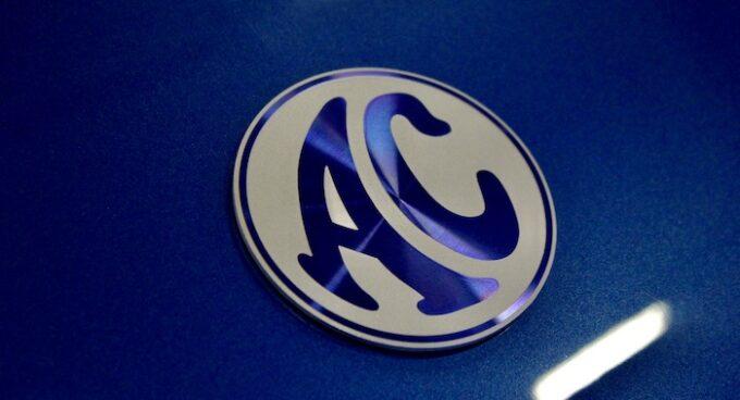 First Strike - AC Cobra Series 1 electric stuns crowds at The British Motor Show - Logo