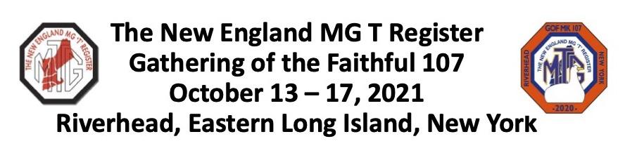 Gathering of the Faithful GoF 107 - New York