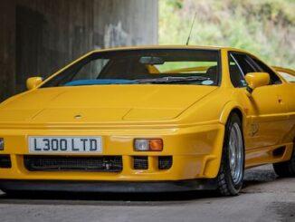 L300LTD Lotus Esprit up for auction