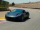Lotus Emira On the track at Laguna Seca