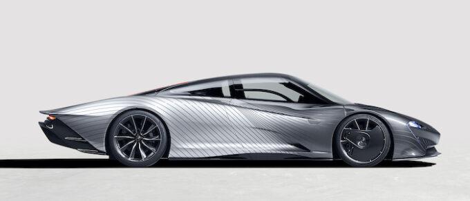 McLaren Albert 2 - Profile