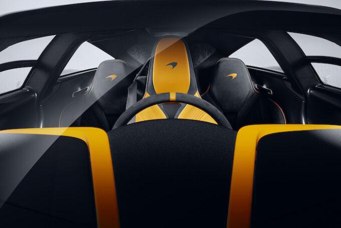 McLaren Albert 5 - Interior