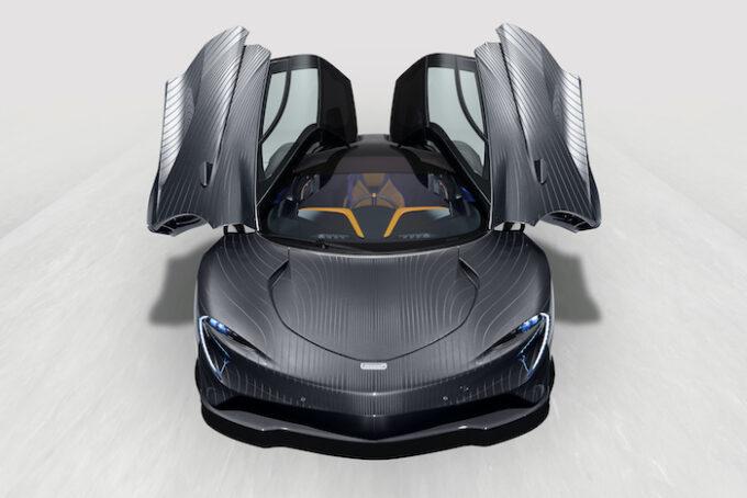 McLaren Albert 6 - Front