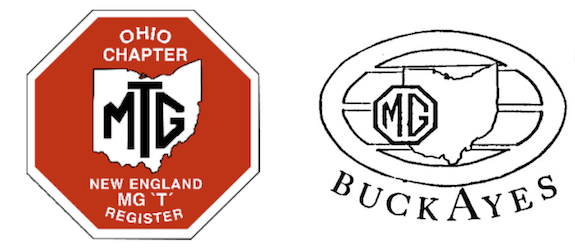 Ohio Chapter MG T Register BuckAyes Fall GOF 2021