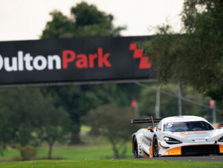 2 Stewart and Lewis Proctor at Oulton Park