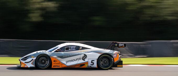 3 Stewart and Lewis Proctor 720S GT3