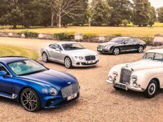 70 Years of Bentley Design at Crewe 09