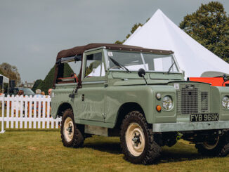 Bridge of Weir Presents Electric Land Rover Series IIA from Everrati