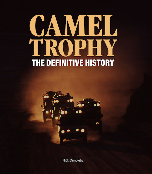 Camel Trophy Definiitve History cover