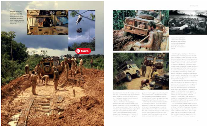 Camel Trophy The Definitive History Inner 1