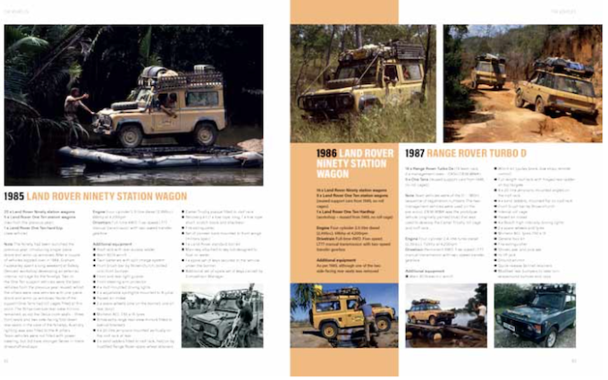 Camel Trophy The Definitive History Inner 2