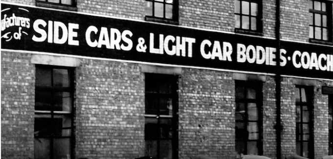 VotW -Classic British Cars - Made in Coventry