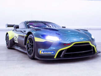 GT3 2 Aston Martin Racing Returns to the Nürburgring with GT3