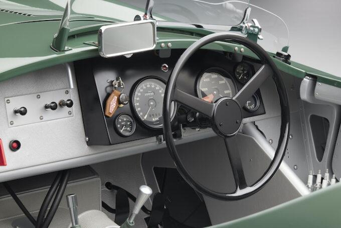 Jaguar C-type continuation Dash 2