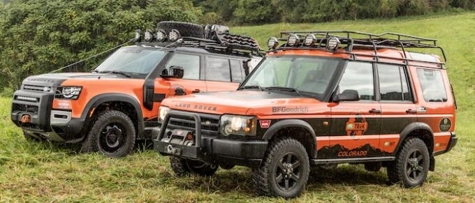 Land Rover TReK 2021 Off Road Competition 02