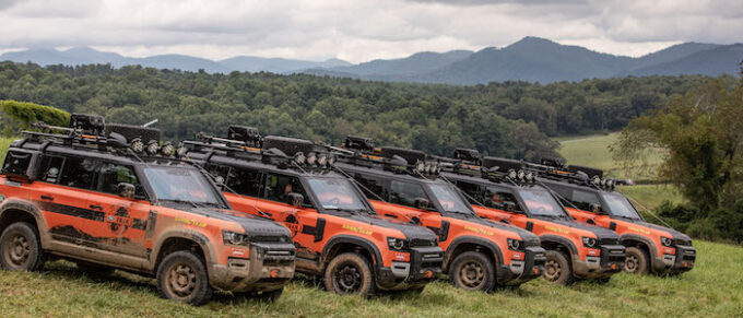 Land Rover TReK 2021 Off Road Competition 22