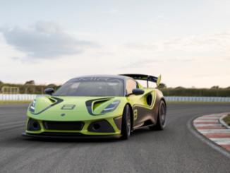 Lotus Emira GT4 Header