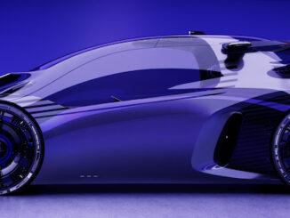MG MAZE Urban Mobility Concept from SAIC 01
