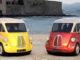 Morris JE Pickup and Minibus