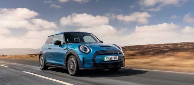 One millionth MINI delivered in the UK