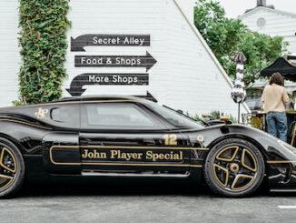 Radford reveals ultra exclusive Type 62 2 JPS John Player Special 2
