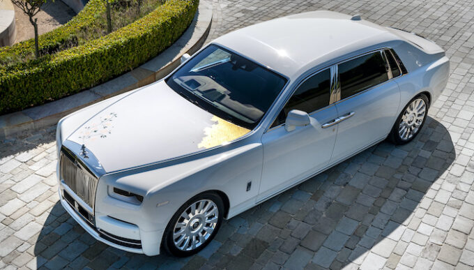 Rolls Royce Motor Cars Celebrate Contemporary Bespoke Craft 1