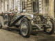 Rolls Royce Silver Ghost re enacts triumphant London Edinburgh run 110 years on 14