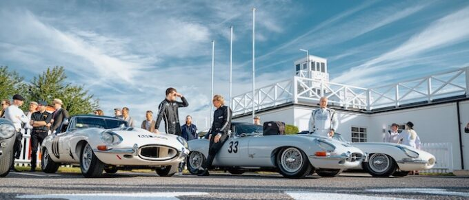 The 2021 Goodwood Revival Photo by ayson Fong