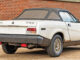 Unregistered Triumph TR8 with only 73 Miles Up For Auction rear 34