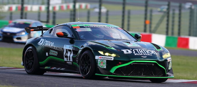 Vantage GT 037 Aston Martin Vantage Clinches 1st Ever Title in Japan