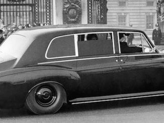 1965 PHANTOM V 5VD73 ROLLS ROYCE BLACK BADGE BORN FROM HERITAGE